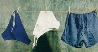 в каком году женщины начали носить трикотажные трусы: